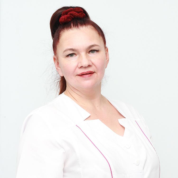 Сысоева Татьяна Юрьевна